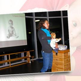 Handlingkurs – Vortrag zur Säuglingsentwicklung