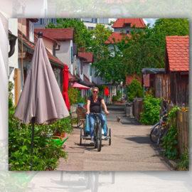 Neue Online Plattform – Gewusst wie: Radfahren mit Baby!